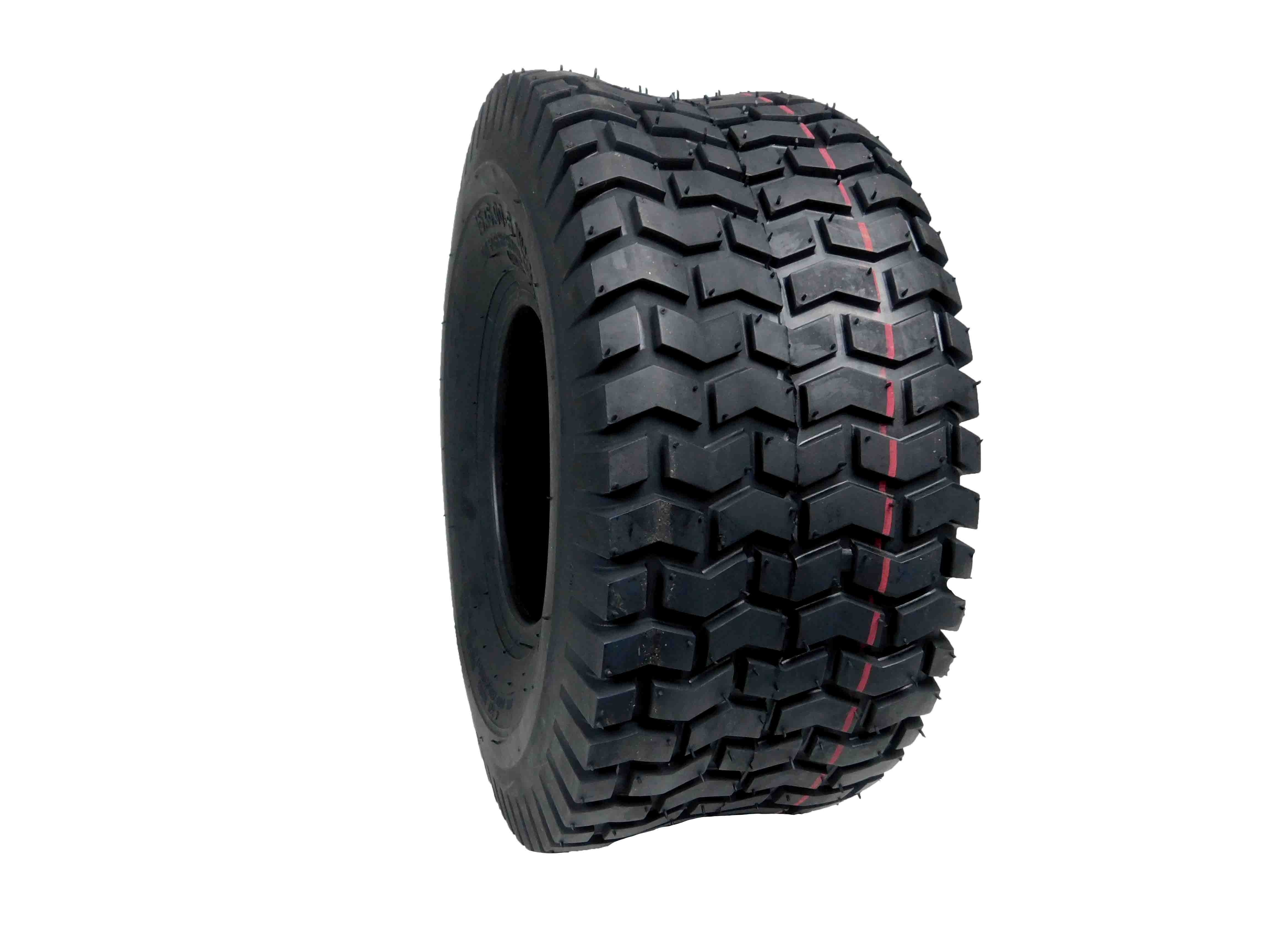 MASSFX 4 New Lawn Mower Tires 15x6-6 20x8-8 4 PLY Four Pack Lawn /& Garden