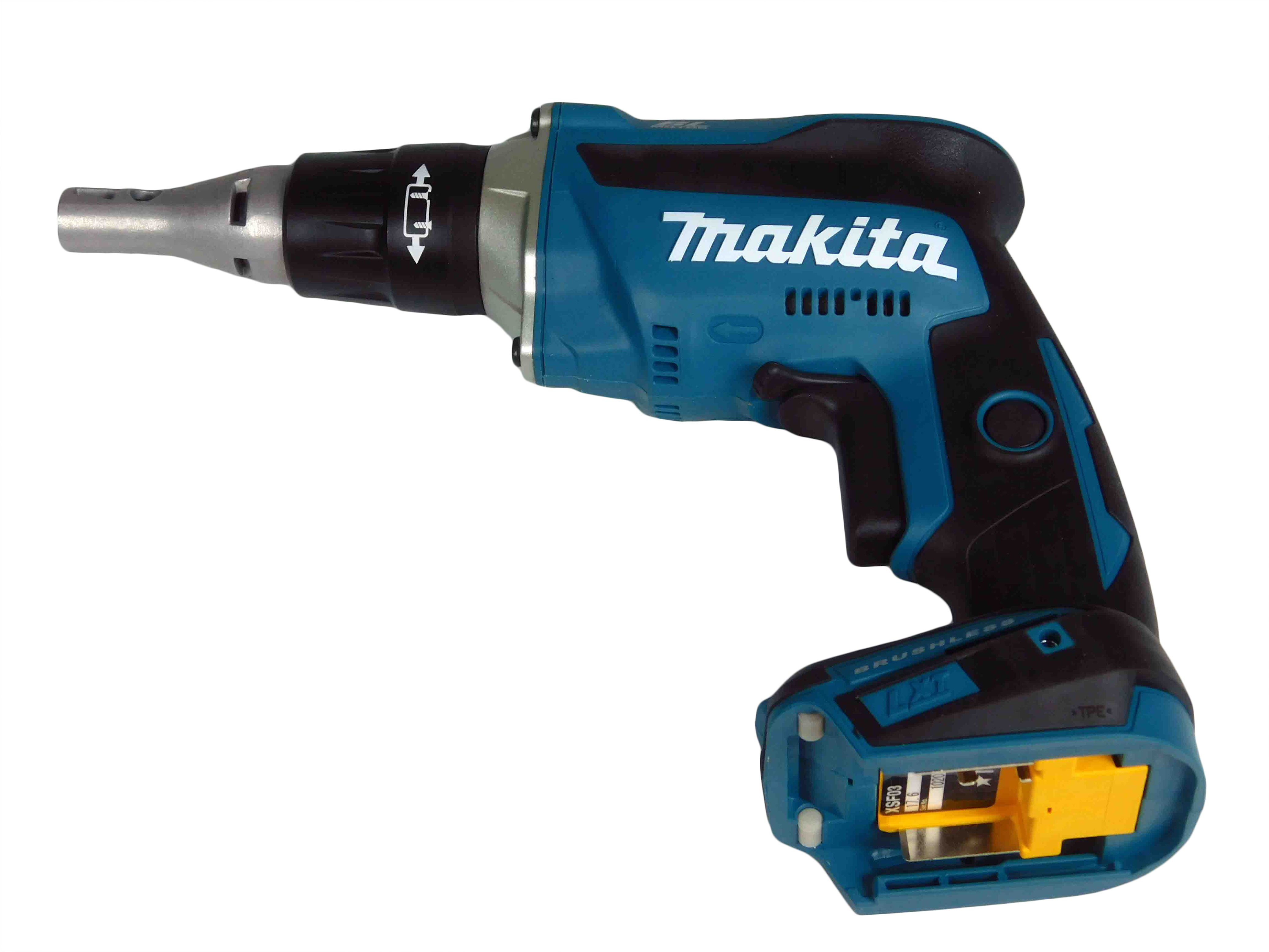 Makita-XSF03Z-18Volt-LXT-Lithium-Ion-Brushless-Cordless-Drywall-Screw-Driver-image-4