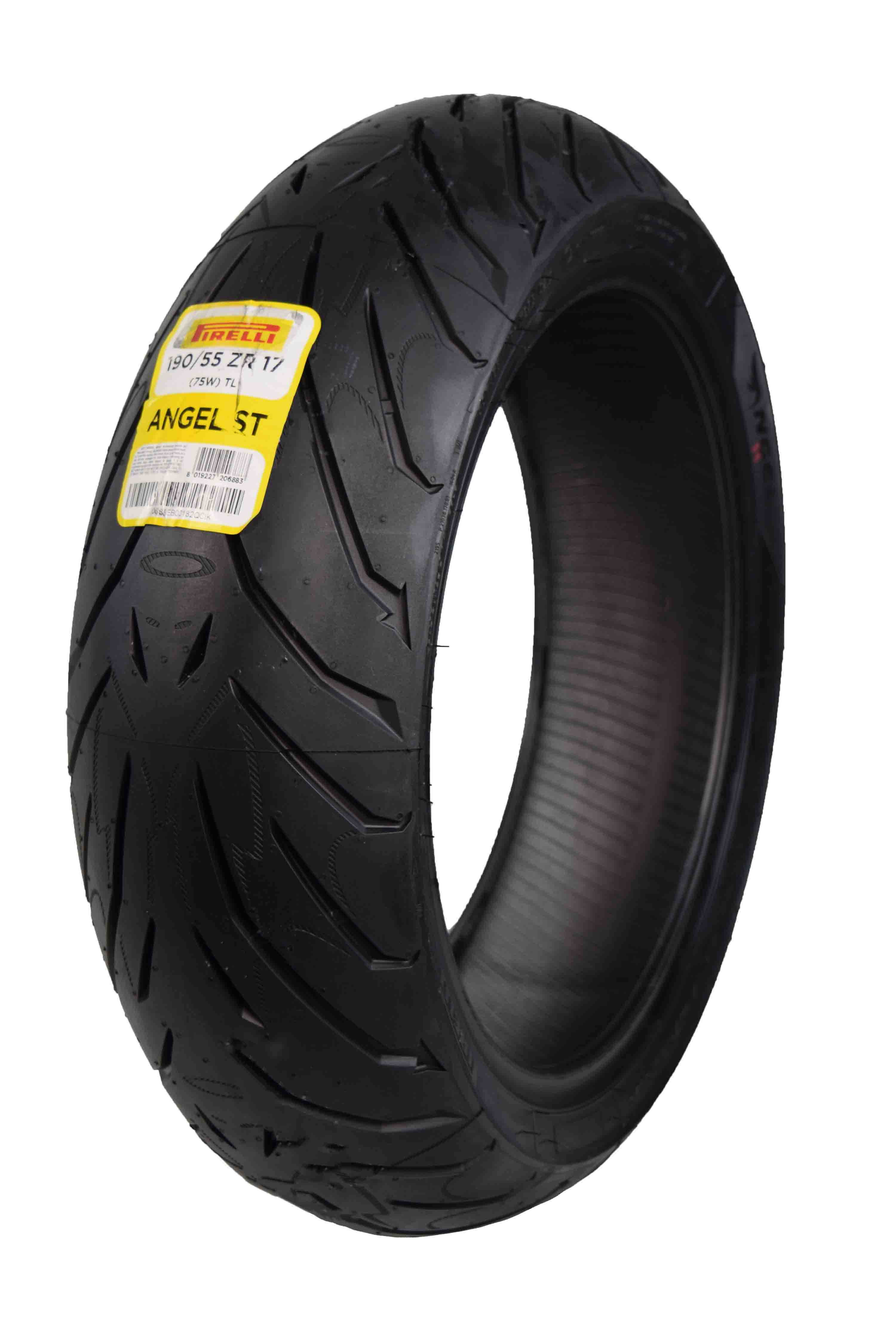 Pirelli Angel St Tires 190 55zr17 190 55 17 Rear