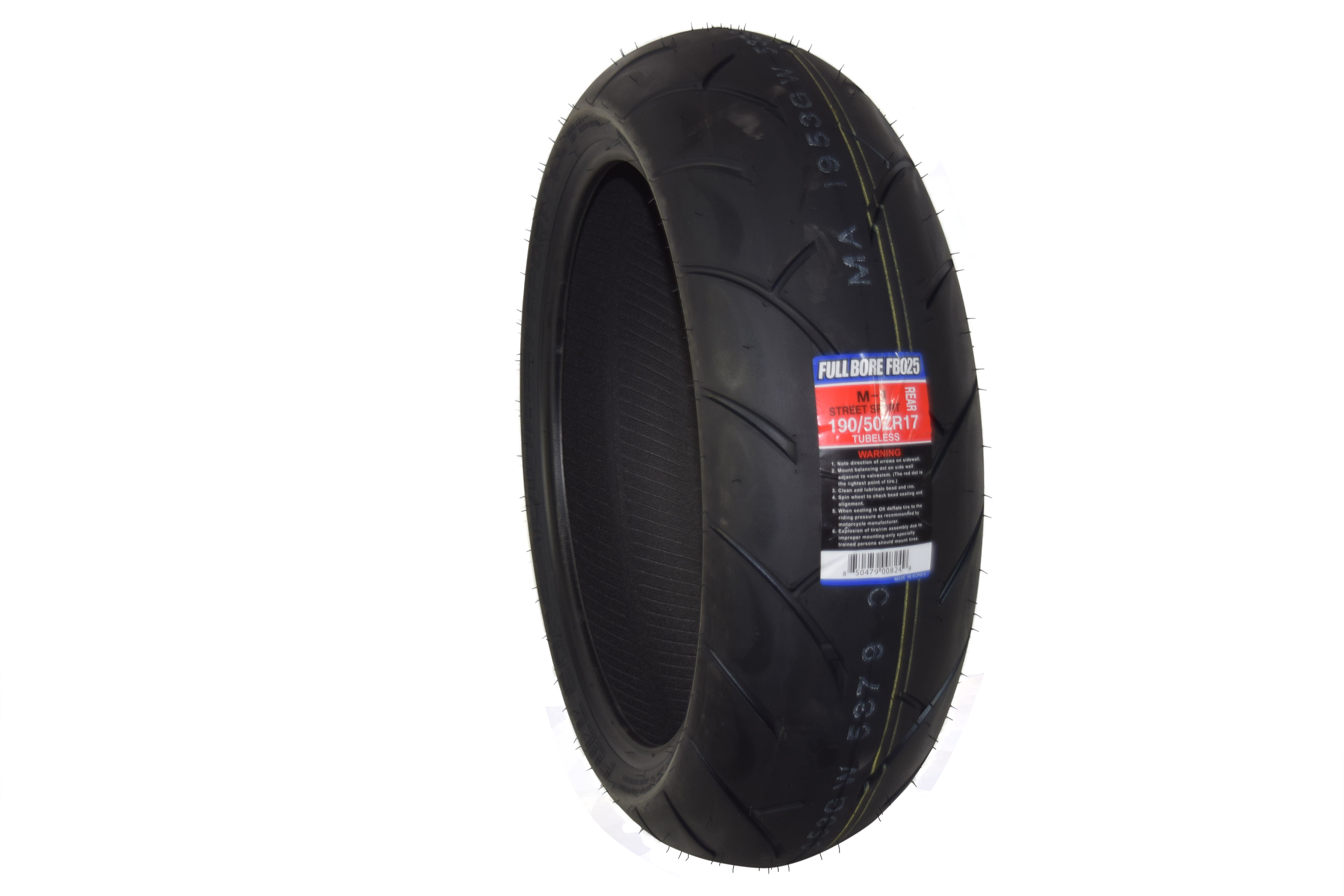 Full-Bore-120-70-17-F-190-50-17-R-Radial-Sportbike-Motorcycle-Tires-image-6
