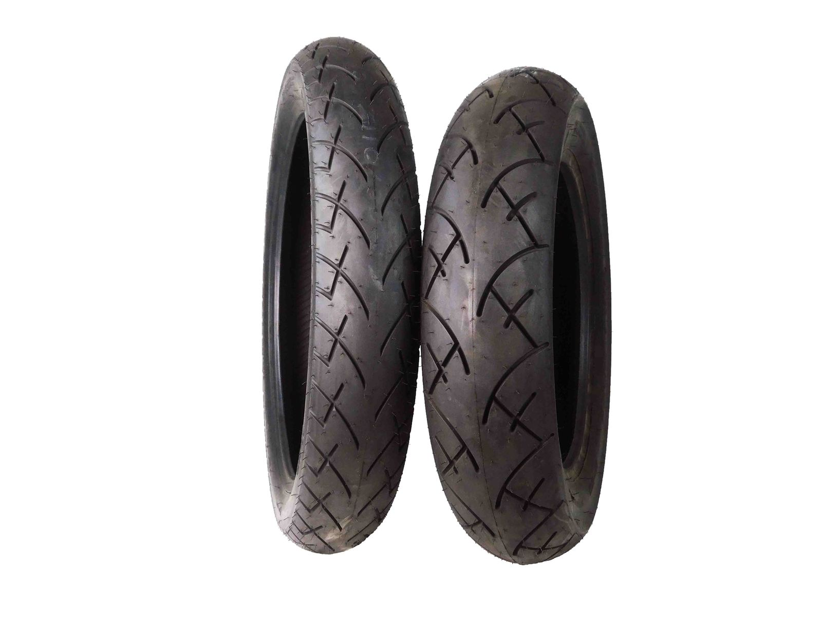 Full-Bore-110-90-19-Front-140-90-15-Rear-Set-Cruiser-Motorcycle-Tires-image-1