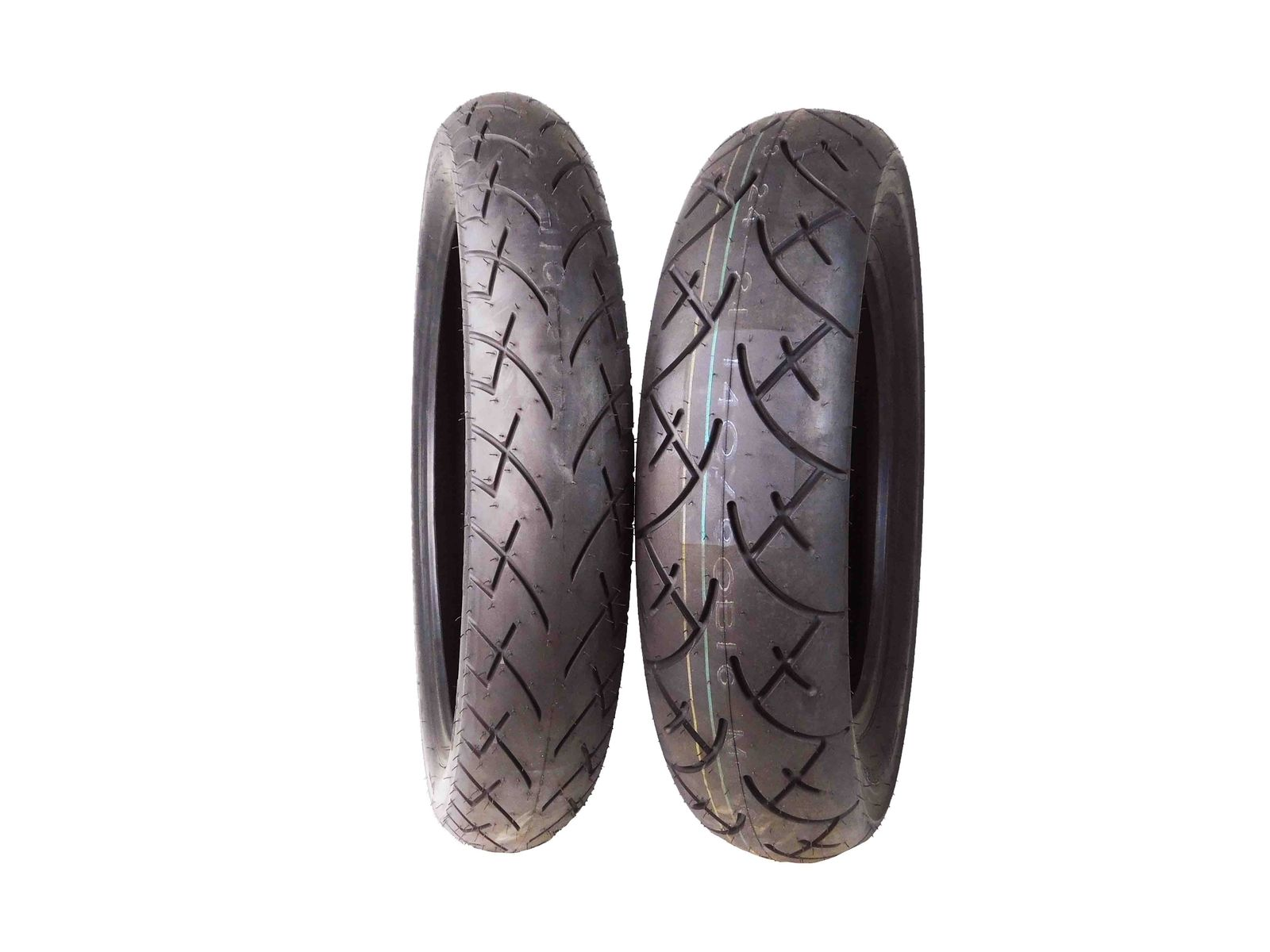 Full-Bore-110-90-19-Front-140-90-16-Rear-Set-Cruiser-Motorcycle-Tires-image-1