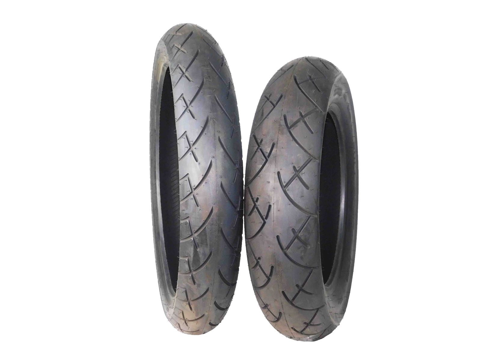 Full-Bore-120-70-21-Front-140-90-15-Rear-Set-Cruiser-Motorcycle-Tires-image-1