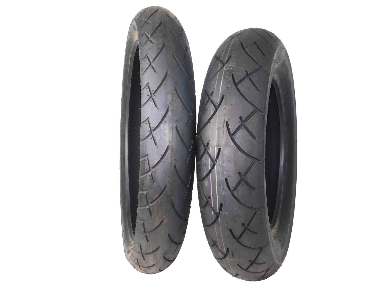 Full-Bore-120-70-21-Front-150-90-15-Rear-Set-Cruiser-Motorcycle-Tires-image-1