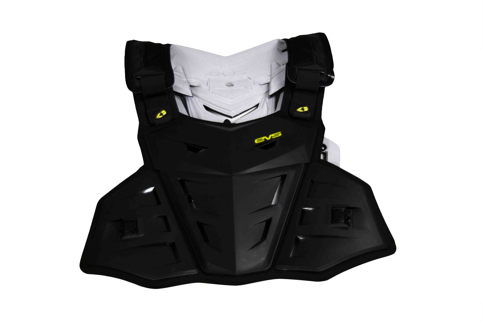 EVS Sports F1 Roost Guard Black, Large//X-Large