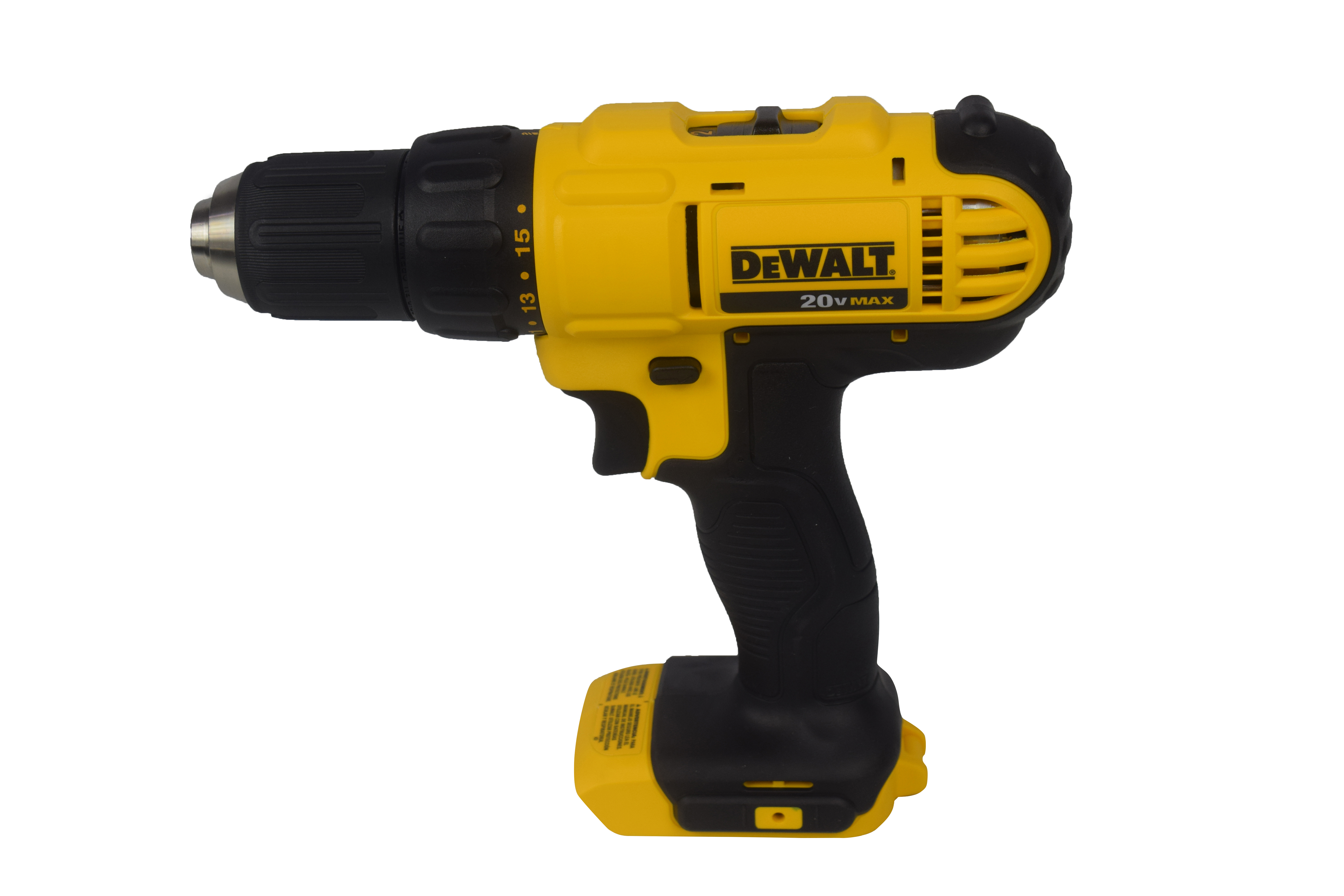 Dewalt-DCD771B-20V-1-2inch-Lithium-Ion-Cordless-Compact-Drill-Driver-image-1