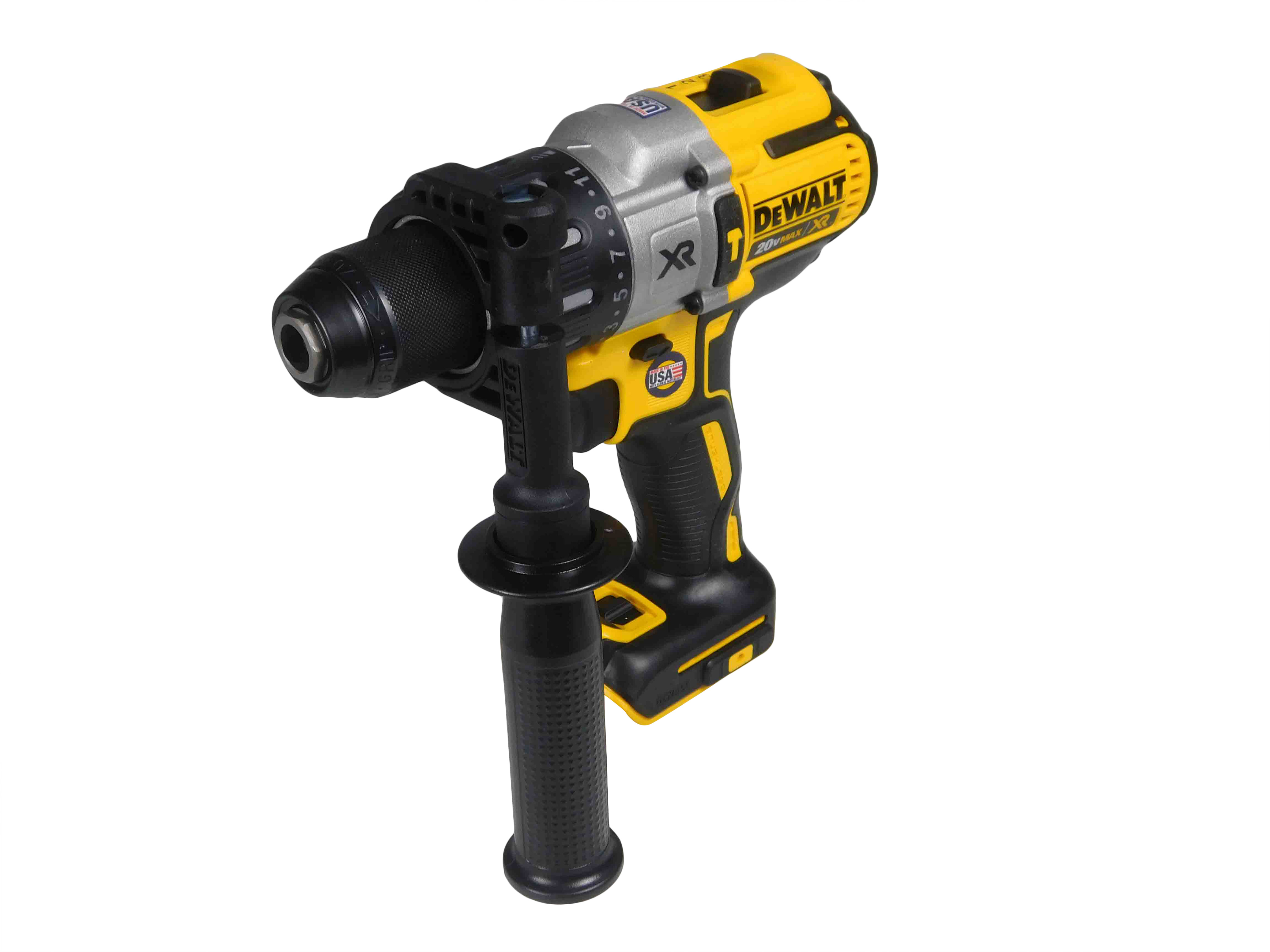DEWALT-DCD996B-20V-MAX-Li-Ion-1-2inch-3-Speed-Brushless-Hammer-Drill-image-3