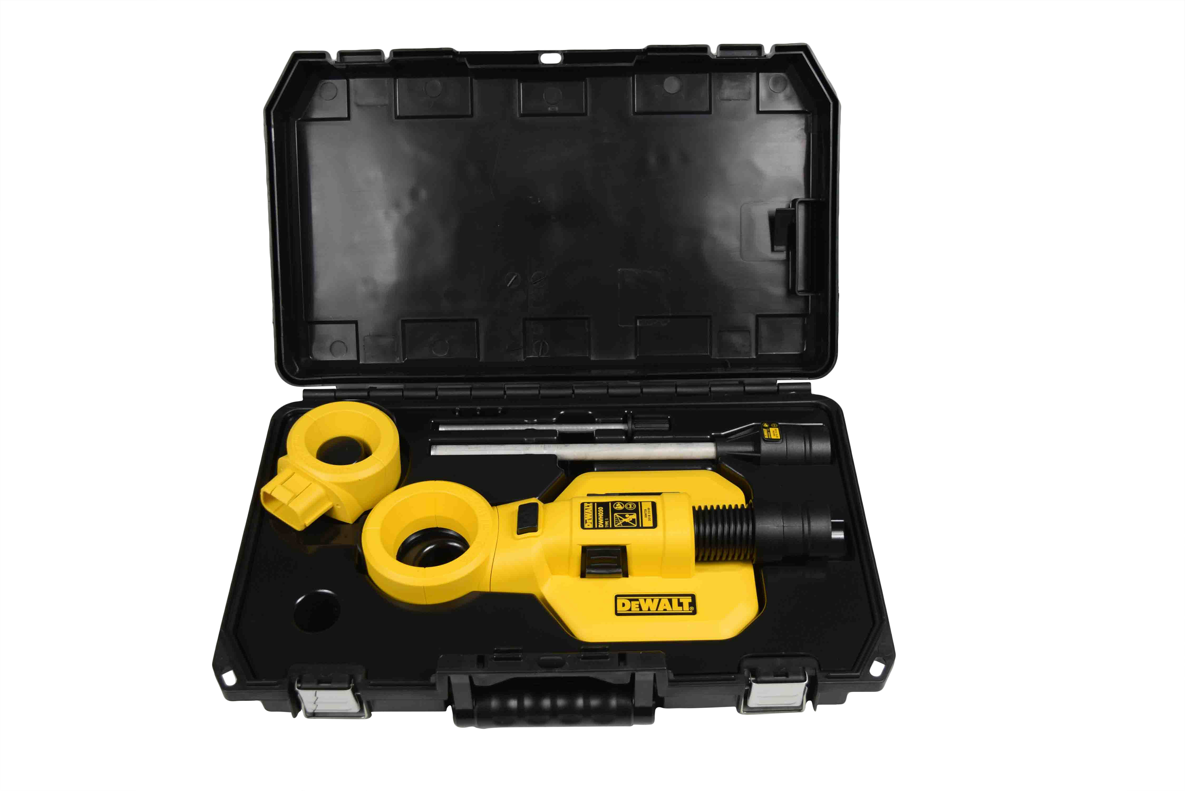 Dewalt Dust Extractor >> Dewalt Dwh050k Large Hammer Drilling Dust Extraction System Hole Cleaning