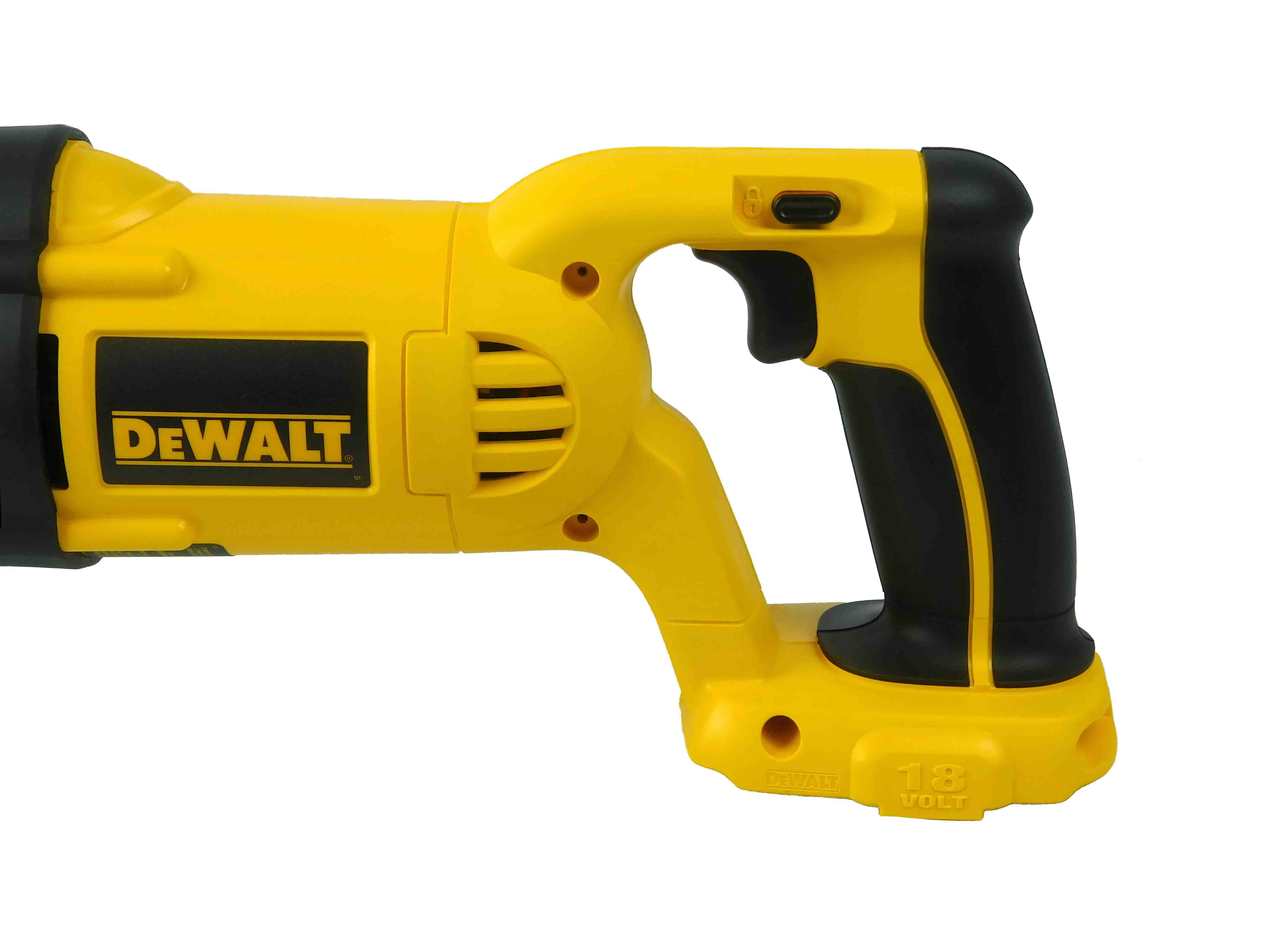 Dewalt-DC385-18V-Reciprocating-Sawzall-Variable-Speed-Cordless-Bare-Tool-image-2