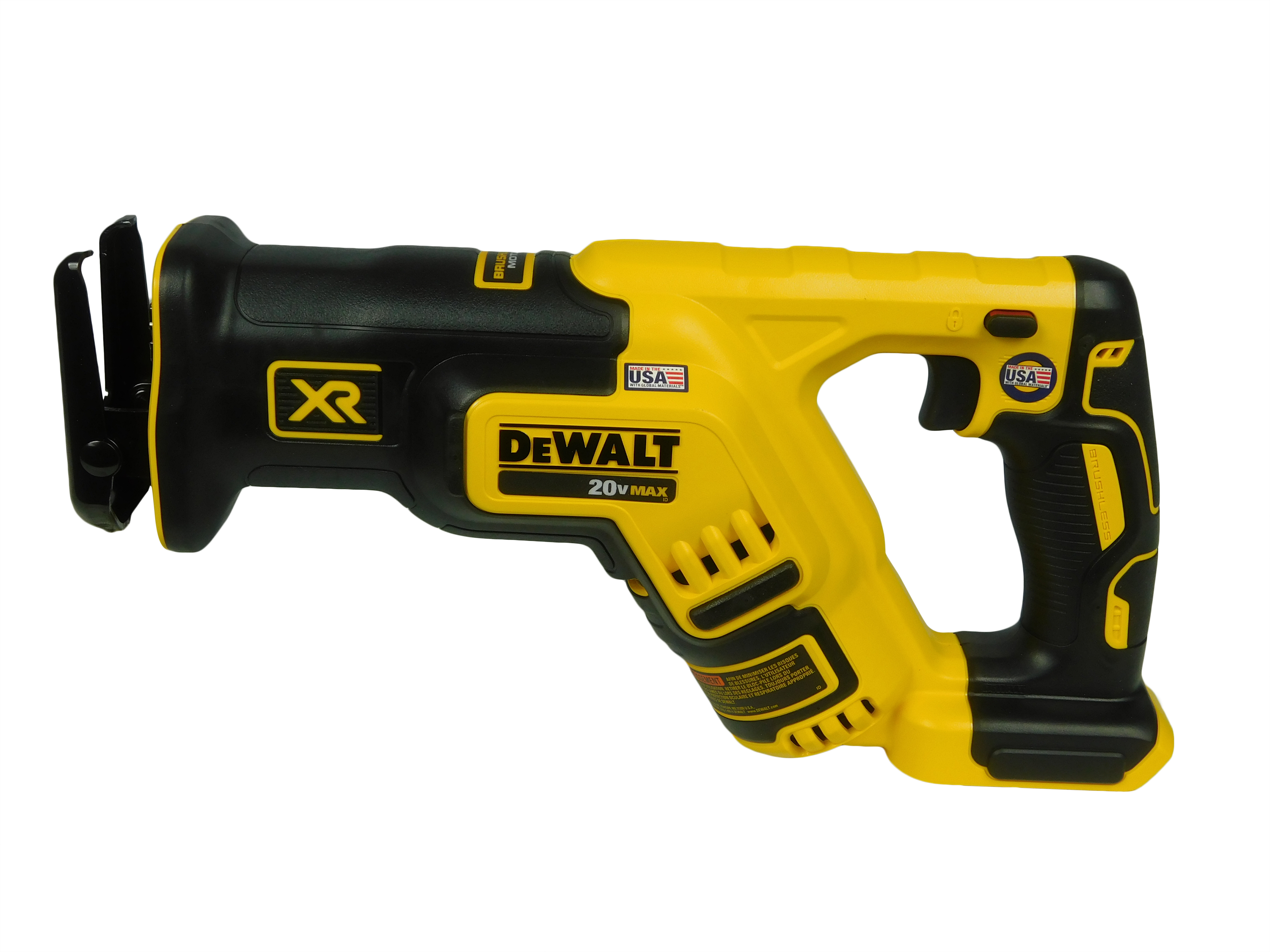 DEWALT-DCS367B-20V-Max-XR-Brushless-Compact-Reciprocating-Saw-Tool-Only-image-1