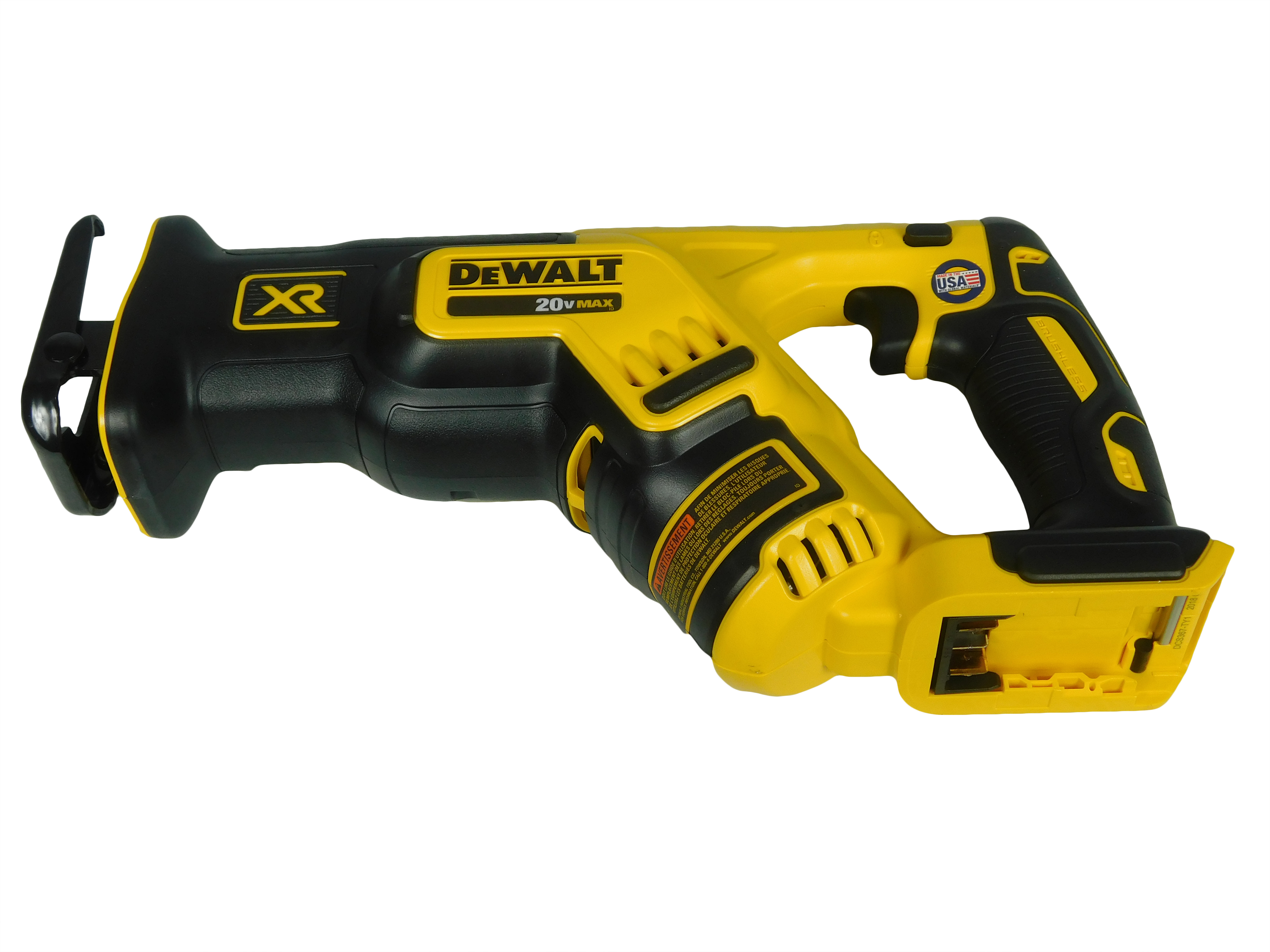 DEWALT-DCS367B-20V-Max-XR-Brushless-Compact-Reciprocating-Saw-Tool-Only-image-5
