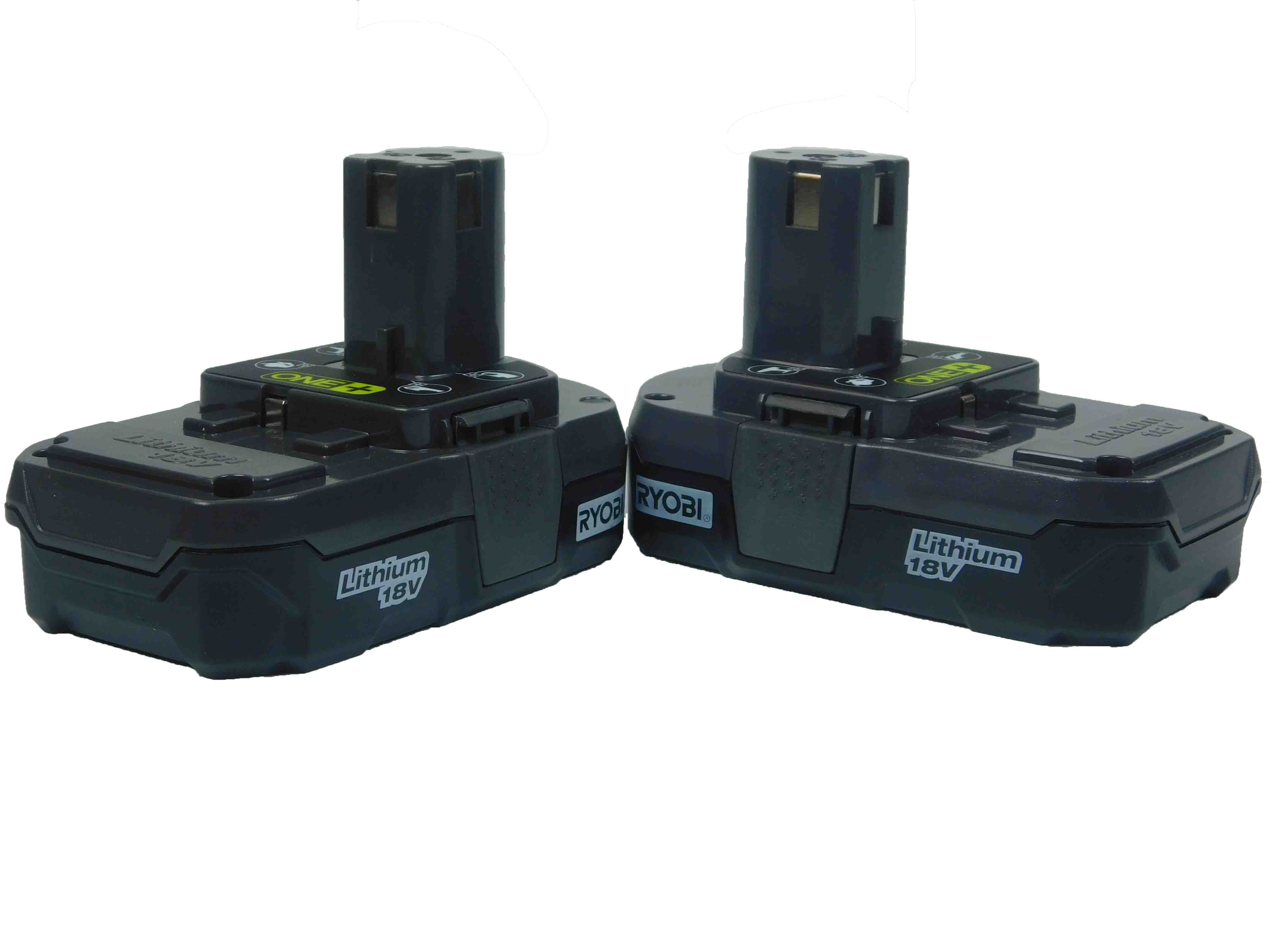 Ryobi-One-P102-18V-Lithium-Ion-Battery-Two-Pack-image-2