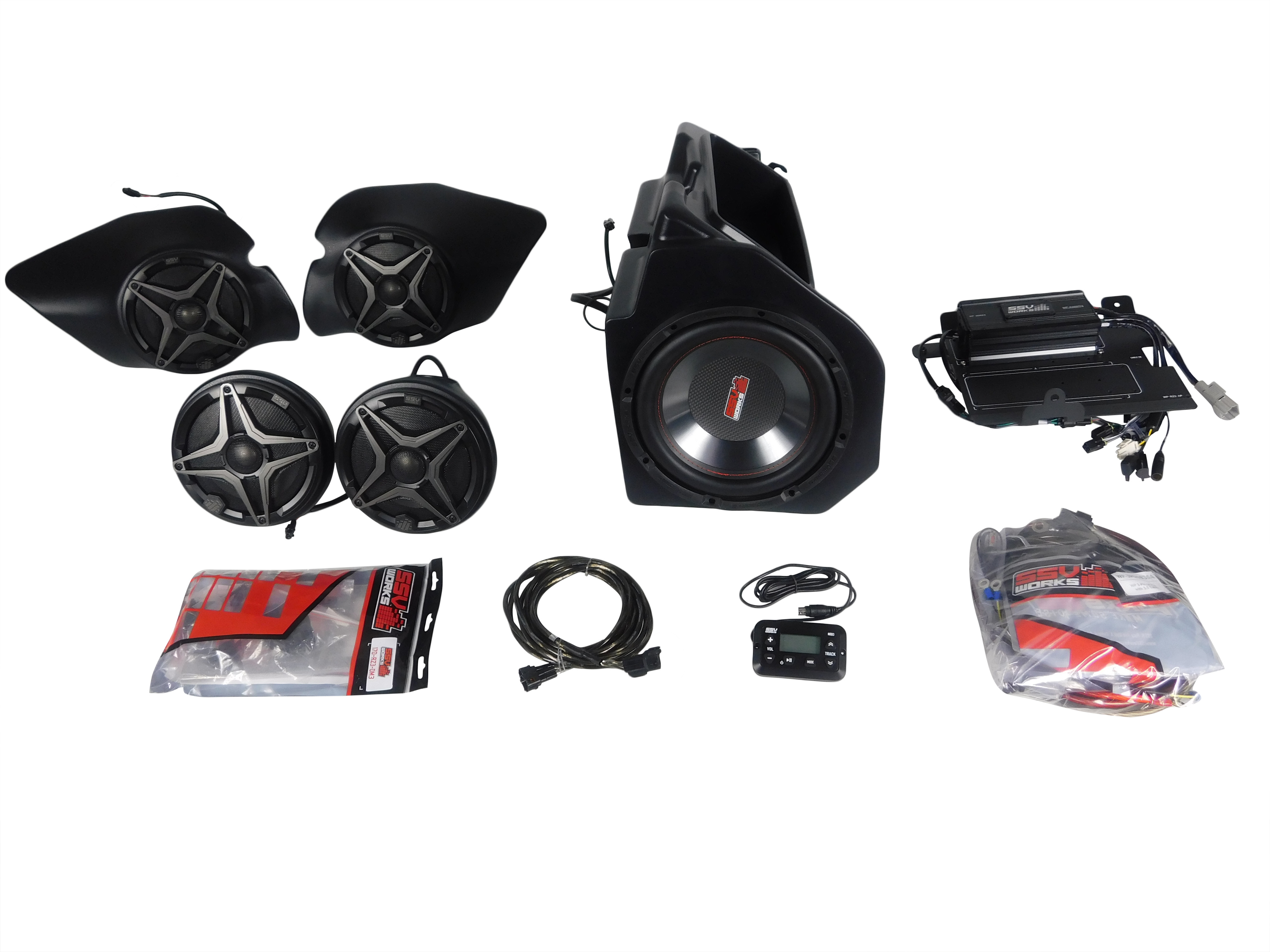 SSV-WorksRZ3-5A-POLARIS-RZR-XP-1000-SSV-5-SPEAKER-PLUG-AND-PLAY-image-1