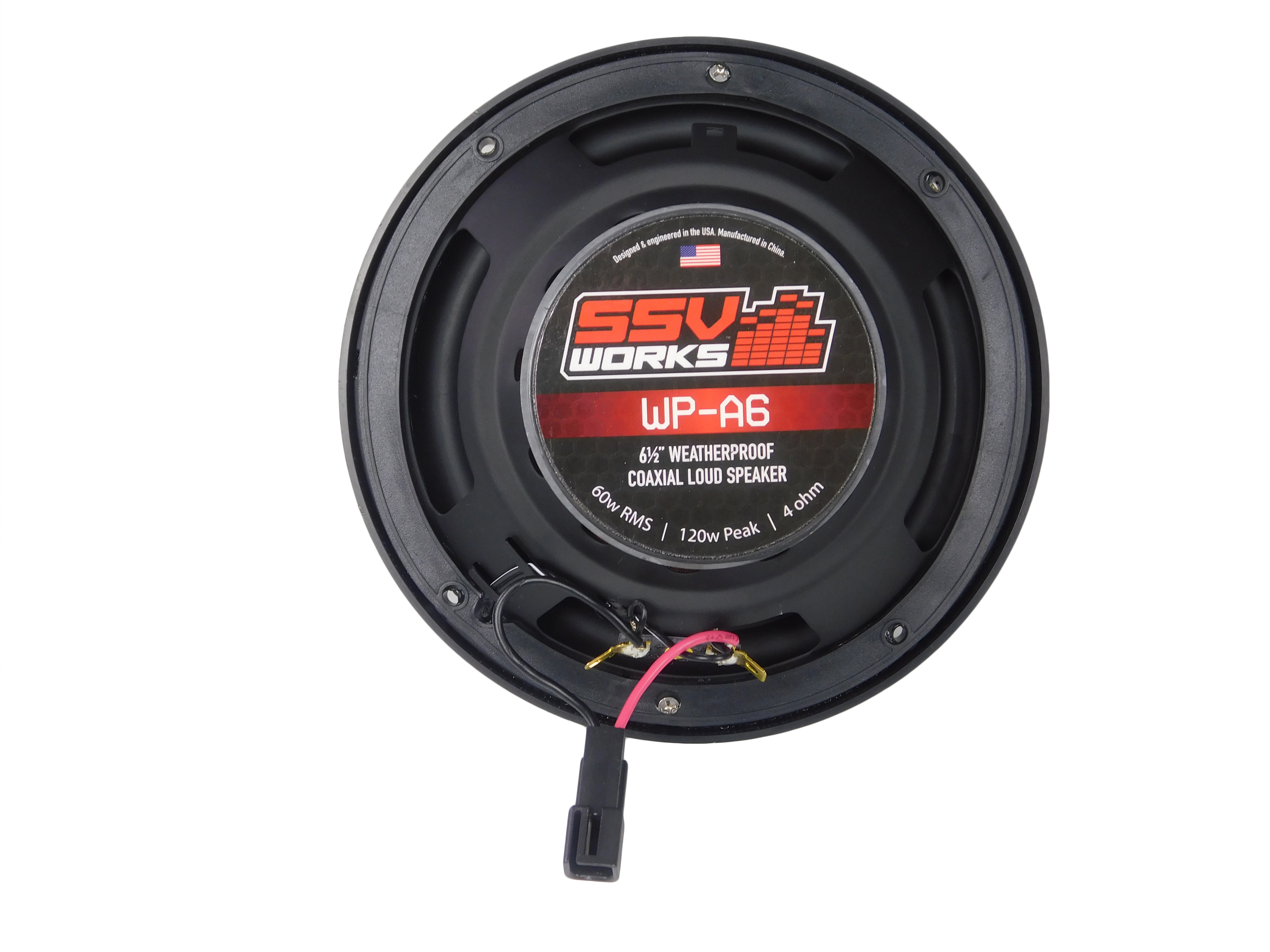 SSV-Works-RZ3-F65-Front-Speaker-Pods-Polaris-RZR-XP-1000-Two-Speakers-image-7