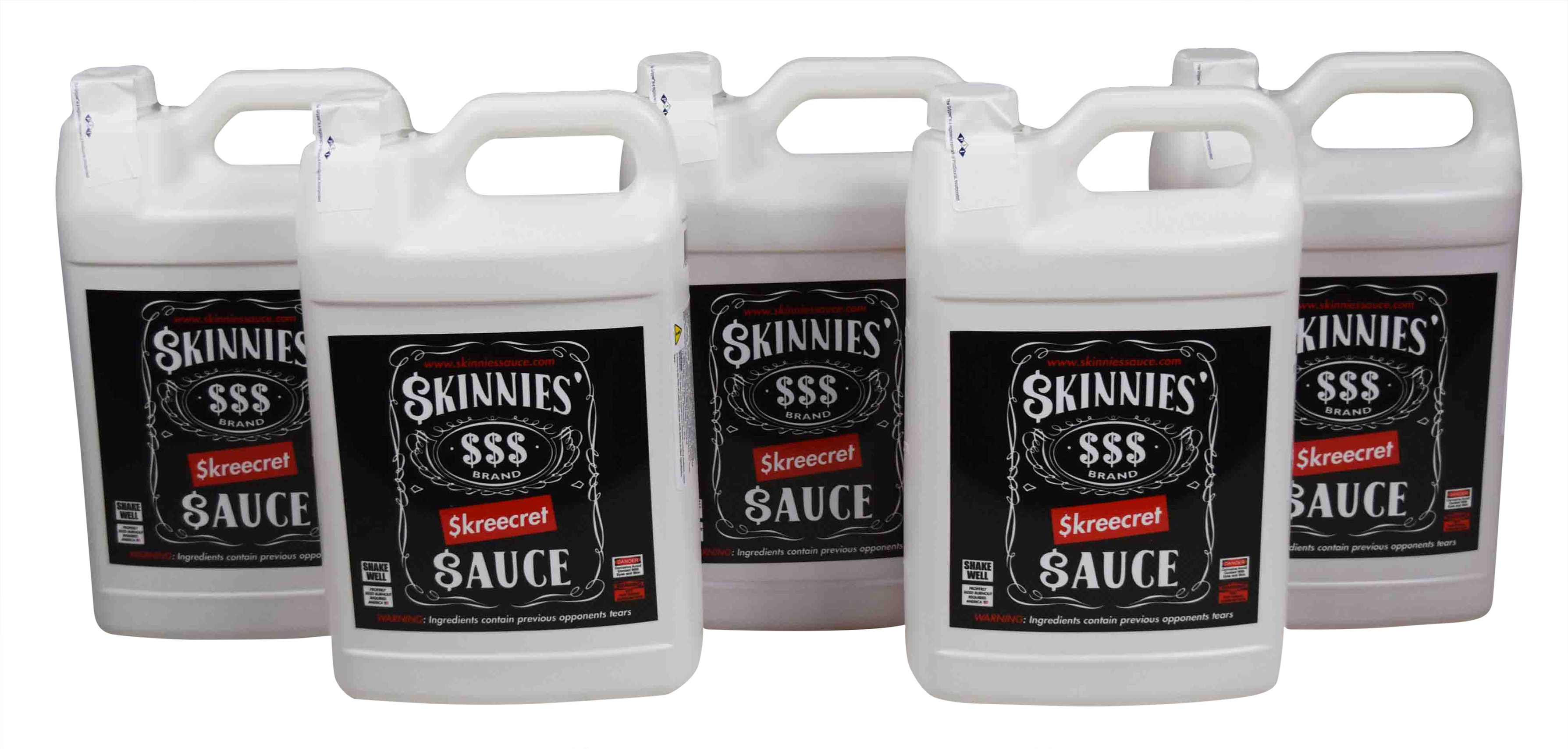 Made-in-USA-Skinnies-Skreecret-Sauce-No-Prep-Traction-5-Pack-image-1