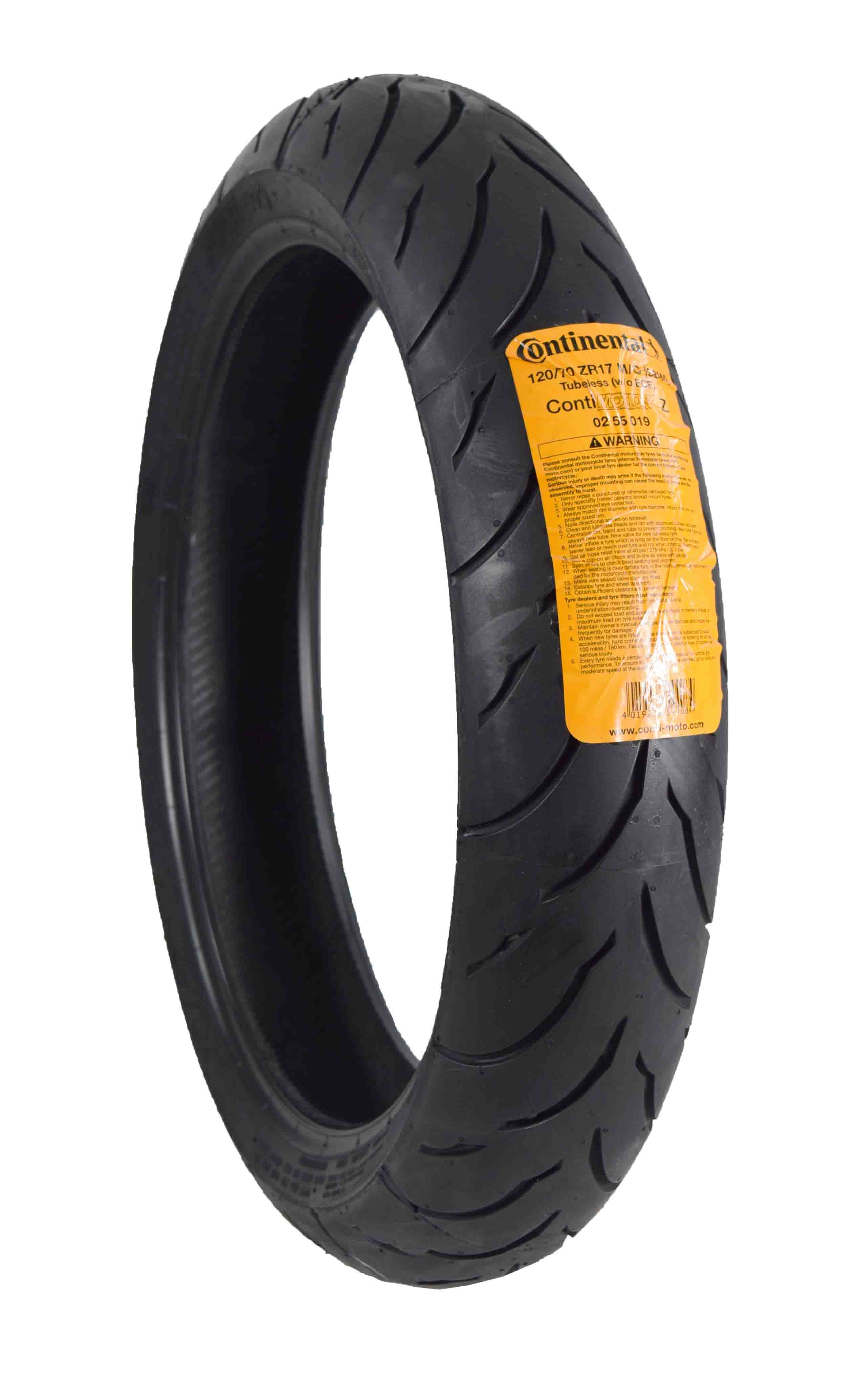 Continental-120-70-17-Front-Motorcycle-Tire-image-1