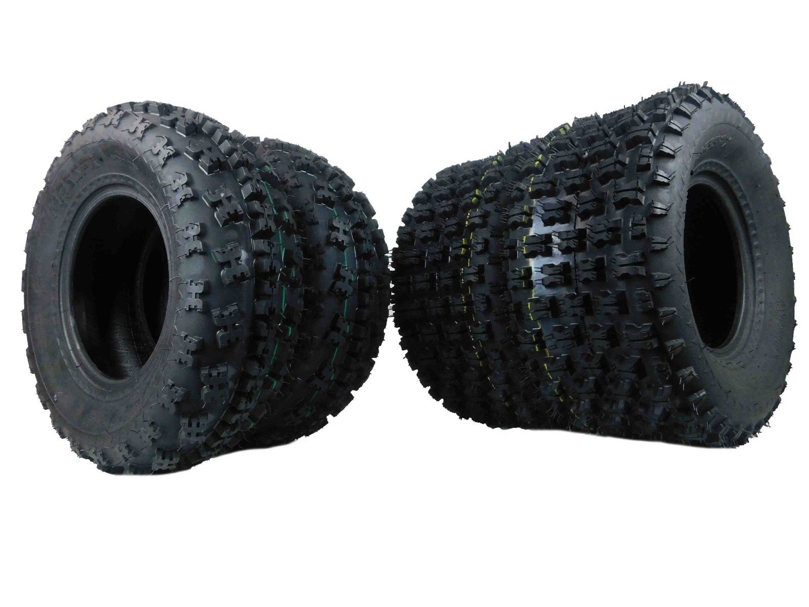 MASSFX-ATV-Tires-4-set-21X7-10-Front-20X10-9-Rear-4Ply-image-1
