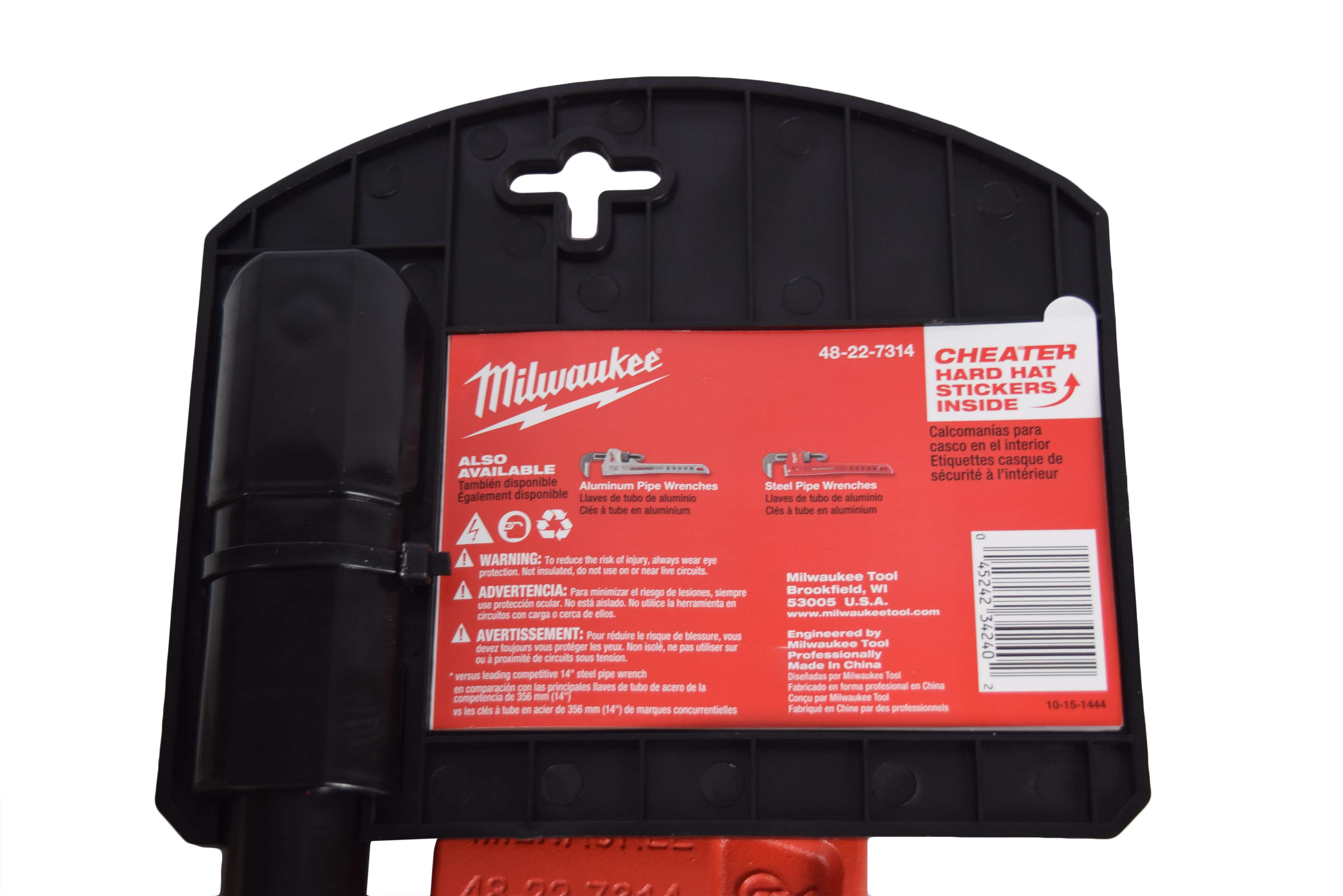 Milwaukee-48-22-7314-Adaptable-Cheater-Pipe-Wrench-image-2